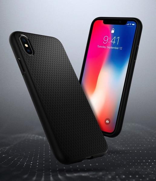 3a357efbf3 言わずと知れたケースの名門「シュピゲン」から発売されているiPhone X用のケースに特別キャンペーンがついている。