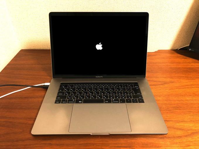 白いアップルマークが表示されたまま「Macが起動しない!」時に試みる方法
