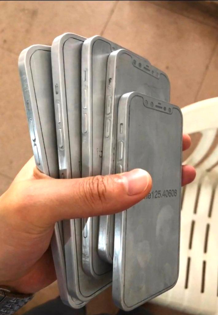 今年発売予定のiPhone 12 Proがリーク「金型とCADデータ」が公開される