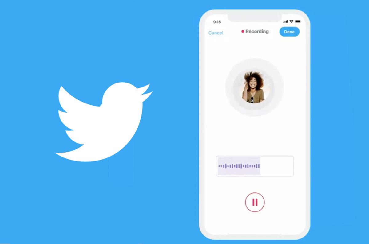 新機能 Twitterが音声ツイート機能を発表「Twitter公式の声明がちょっと何言ってるのかよく分からない」