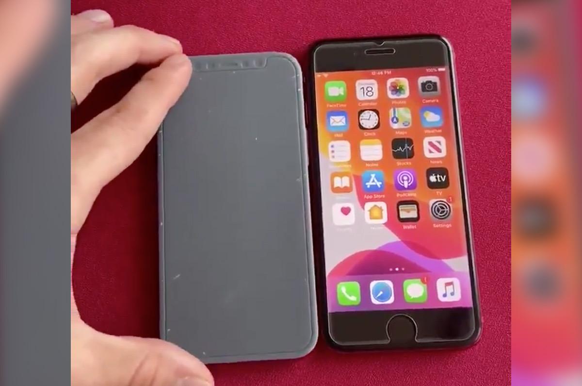 信用度が高いiPhone 12のCAD公開で物議「今までデータは間違っている?」