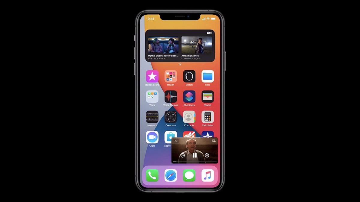 AppleはiPhoneのiOS 14を発表!「ウィジェットが置ける」「iPhoneが車のカギになる」「自動翻訳機能」「マップ自転車最適ルート」