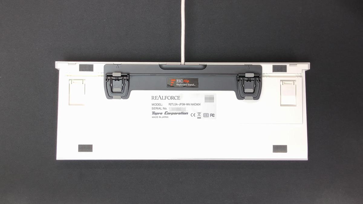 【レビュー】キーボードやノートPCに3段階角度がつけられる ESC フリップ式コンピューターキーボードスタンド & ノートパソコンスタンド
