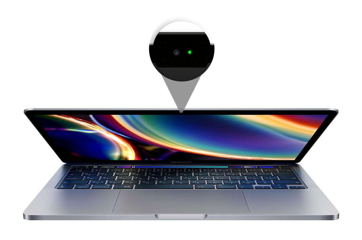 Appleが警告「MacBookのカメラにカバー装着」画面をたたむと破損の恐れ