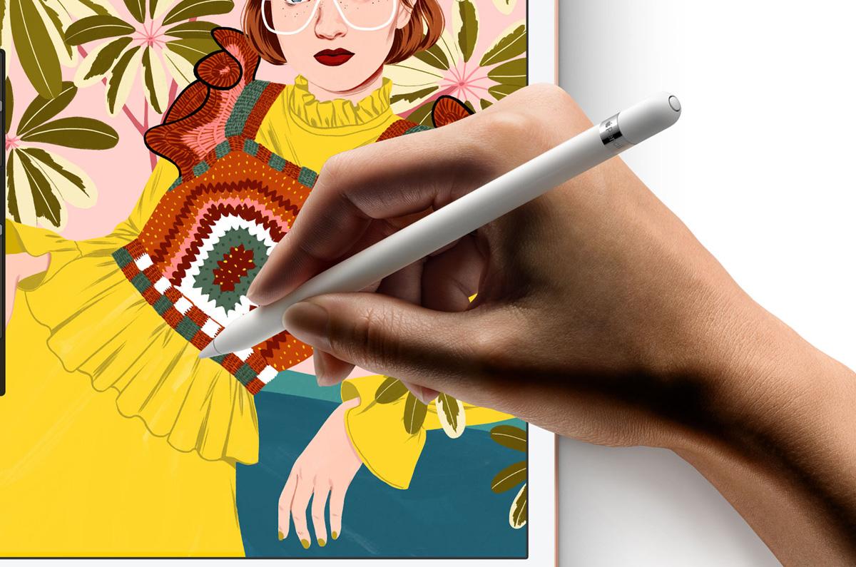 Apple、Apple Pencilに「現実世界の色をサンプリングできる」センサーを搭載か