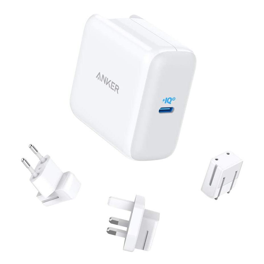 高出力65WのPD対応USB-C コンパクト急速充電器 Anker PowerPort III 65Wが発売