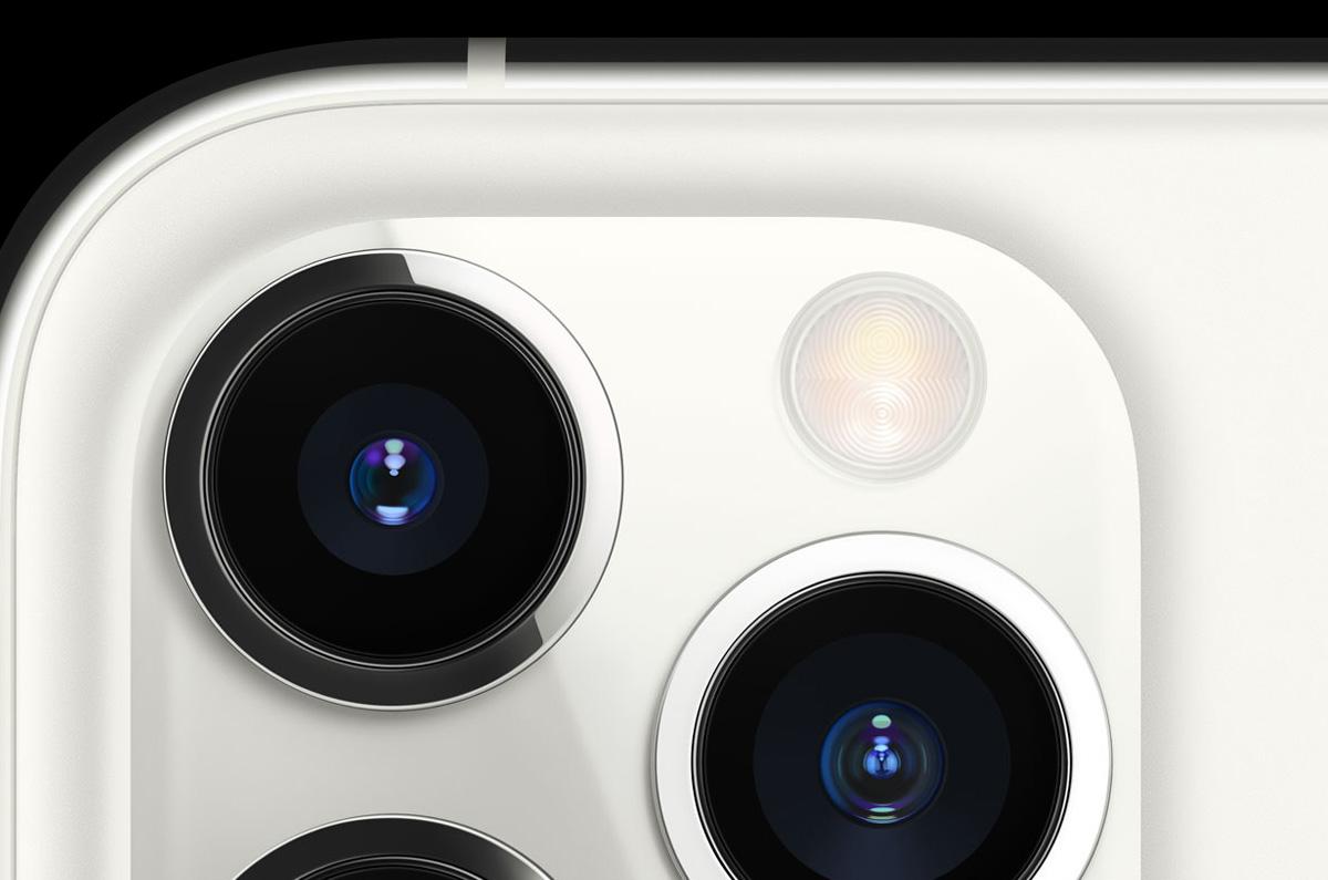 Appleが取得、iPhoneのカメラが「人の目に似た処理」をする特許技術