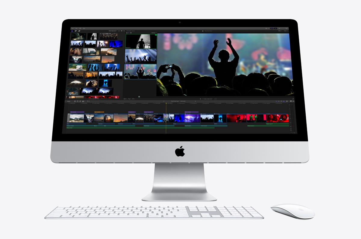 iMac 27 新型2020モデル、ユーザーがSSDの交換は不可能