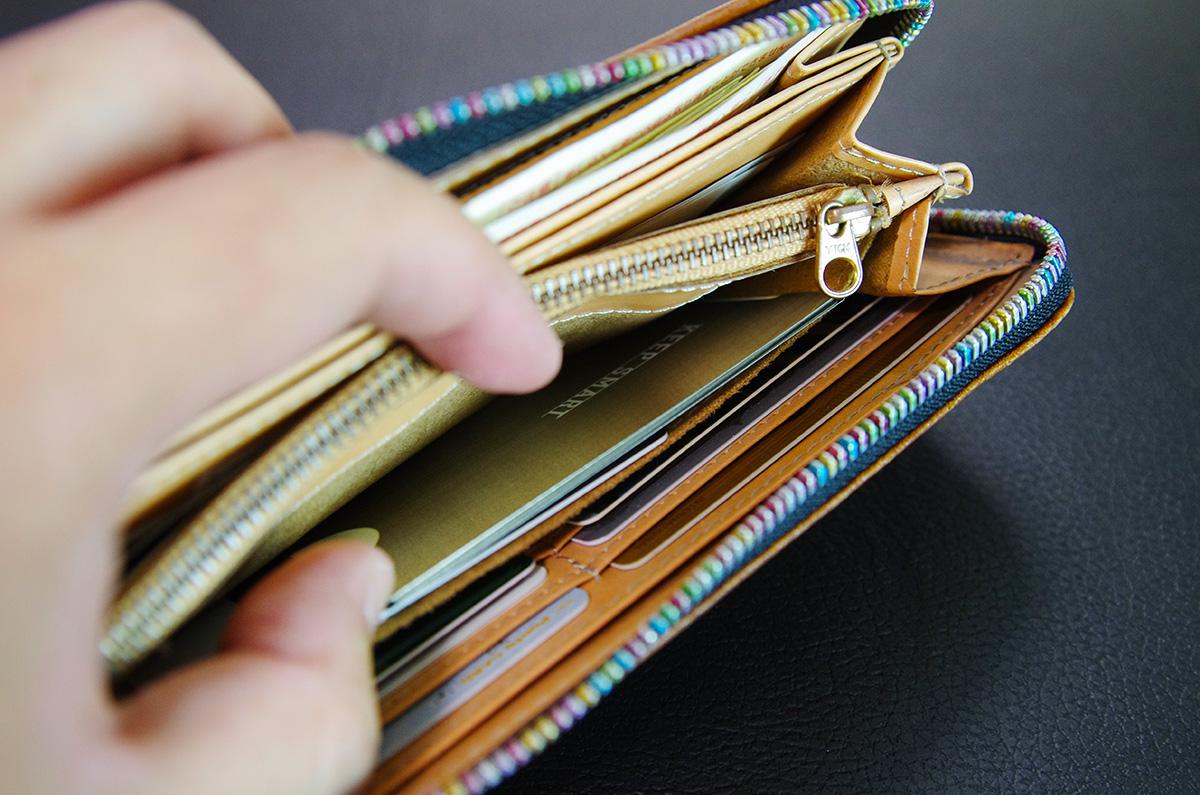 【レビュー】財布に入ても曲がらない名刺入れ「528日間試した」 ツカダ 極薄名刺入れ KEEP SMART(キープスマート)