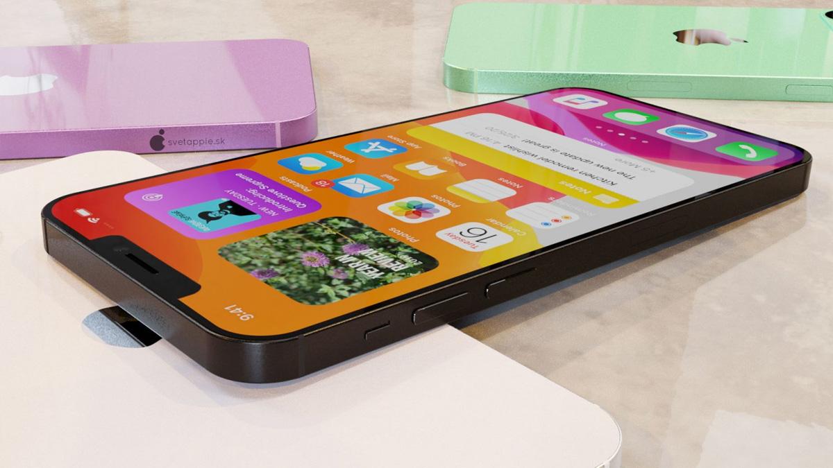 最新情報が元 5.4インチのiPhone 12が公開される