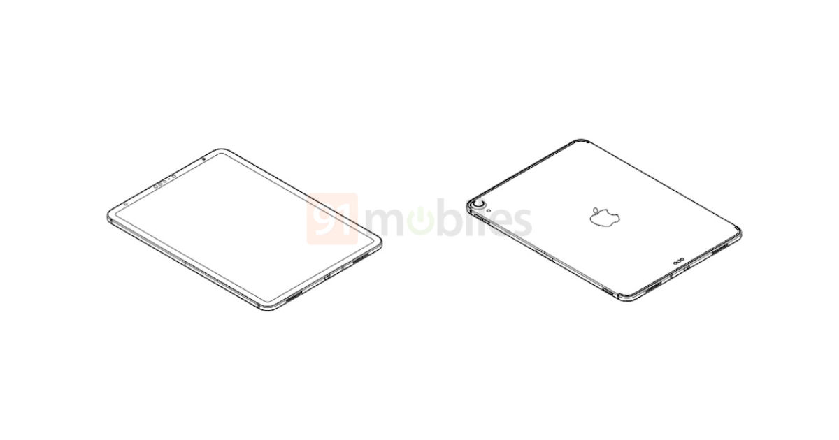 新型iPadか 細部が分かる設計図が流出