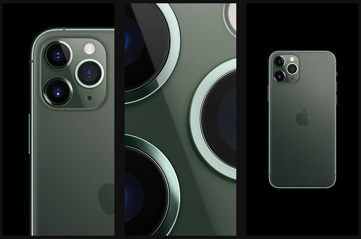 iPhone 12 Proのカラー「グリーンがなくなり、新たにブルー」が登場か