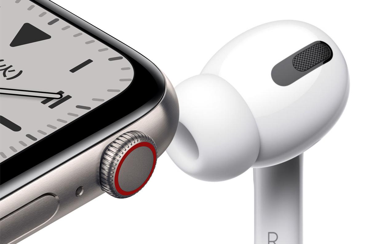 新しい2つのApple Watchと、AirPodsの発表間近か