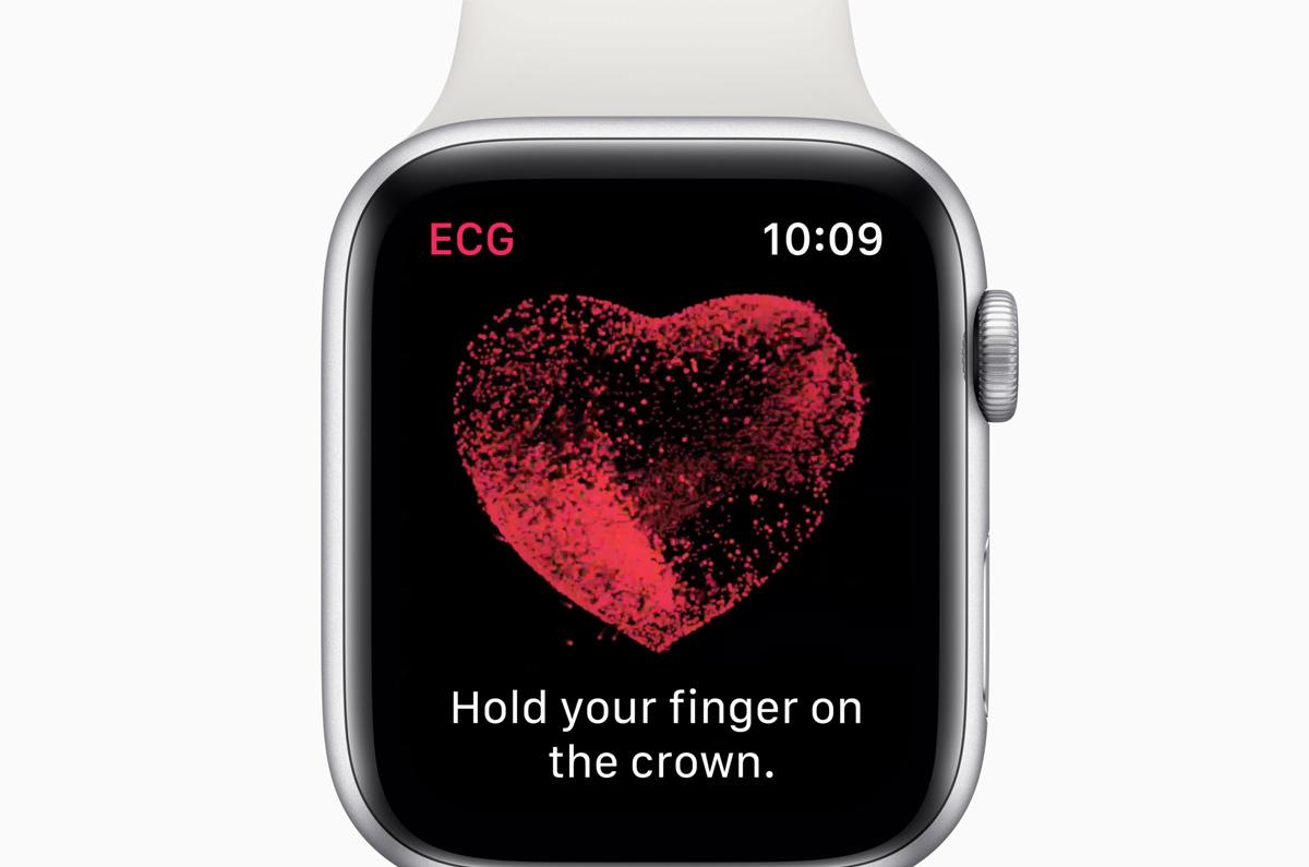 Apple、既存のApple Watchでも「日本で心電図が使える」認可を取得