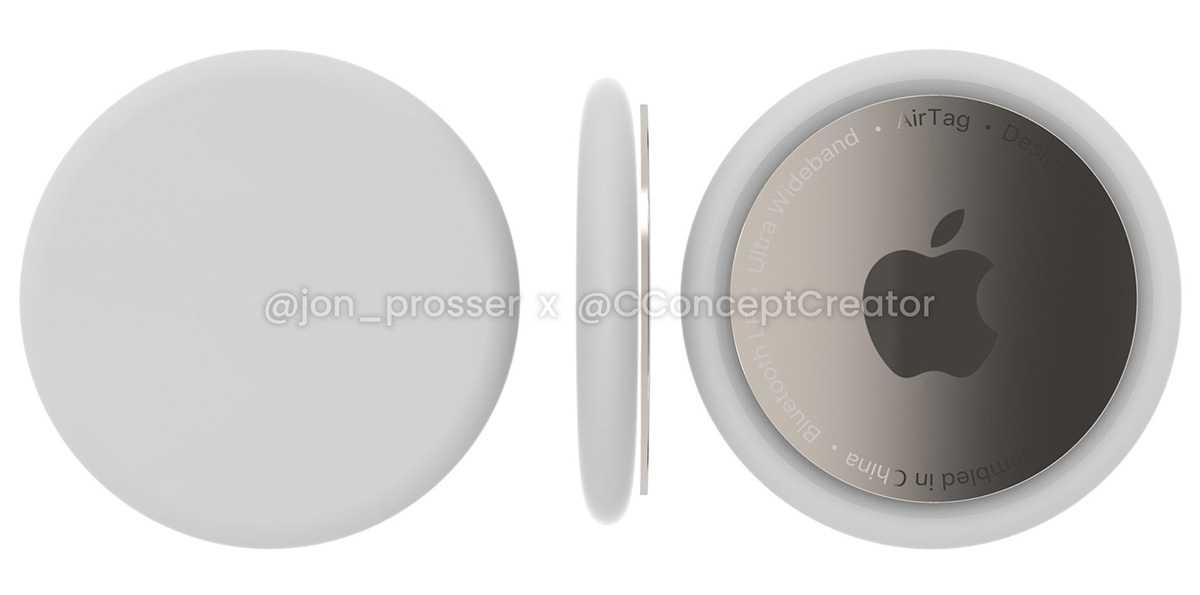 Appleが発表予定の「AirTags」最新画像