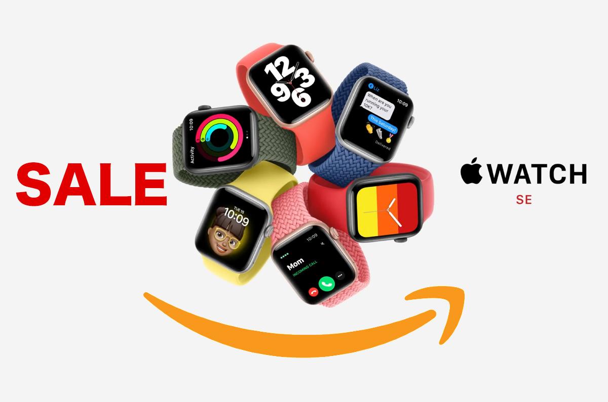 Apple Watch SE、Amazonでも予約販売開始 / 早くも値引き始まる