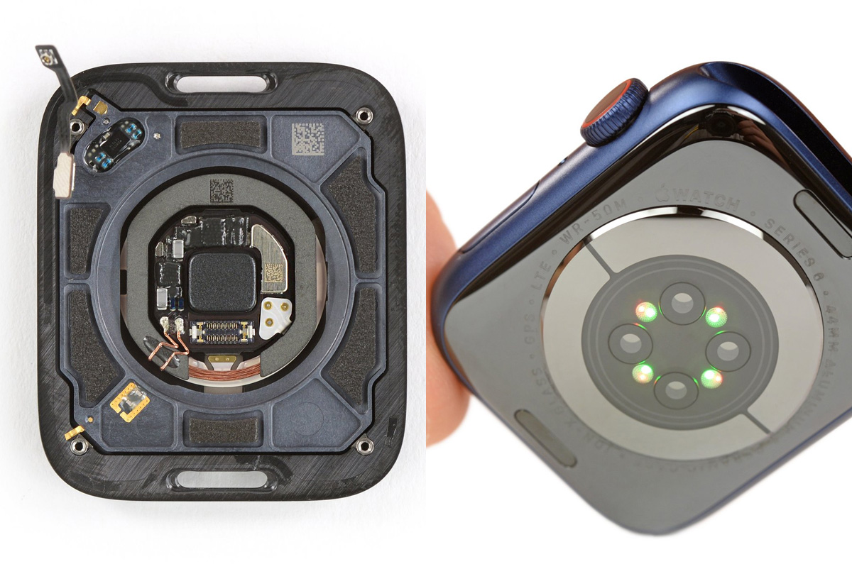 Apple Watch 6、「分解されて丸裸」内部が公開される