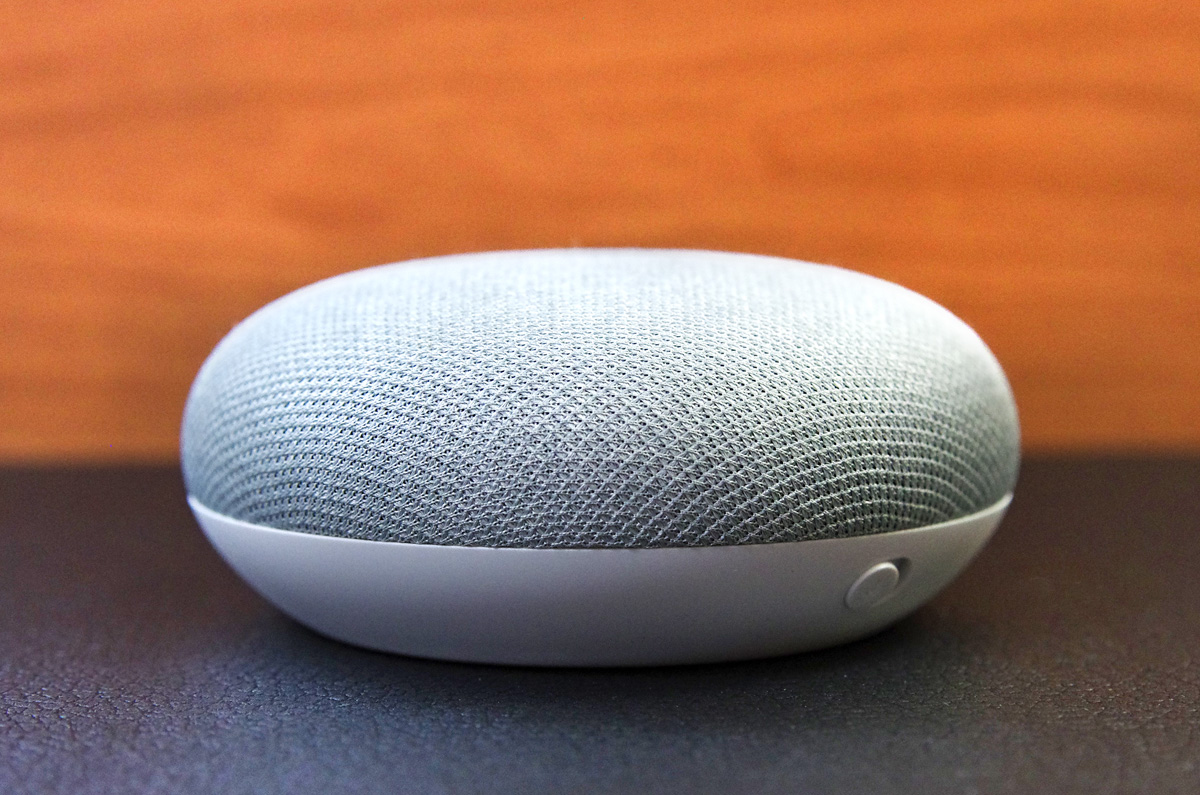 Google Homeの「声が枯れている」ときの直し方