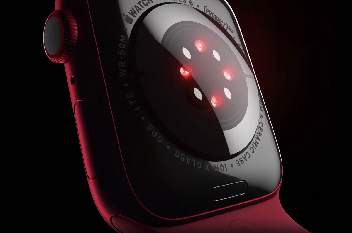 "Apple Watch 6、血中酸素濃度「18歳未満使用不可""など"" に注意」が必要"