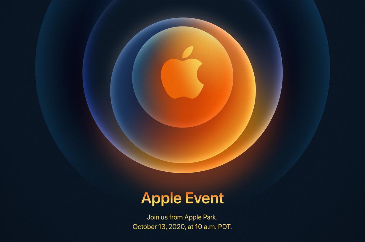 Apple、10月13日に発表イベント開催 / iPhone 12のほかにも多数
