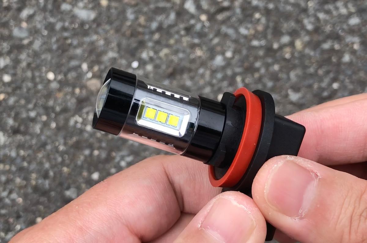【レビュー】Amazonベストセラー1位「格安LED」 AUXITO LED フォグランプ / 結局LEDフォグってどうなのか