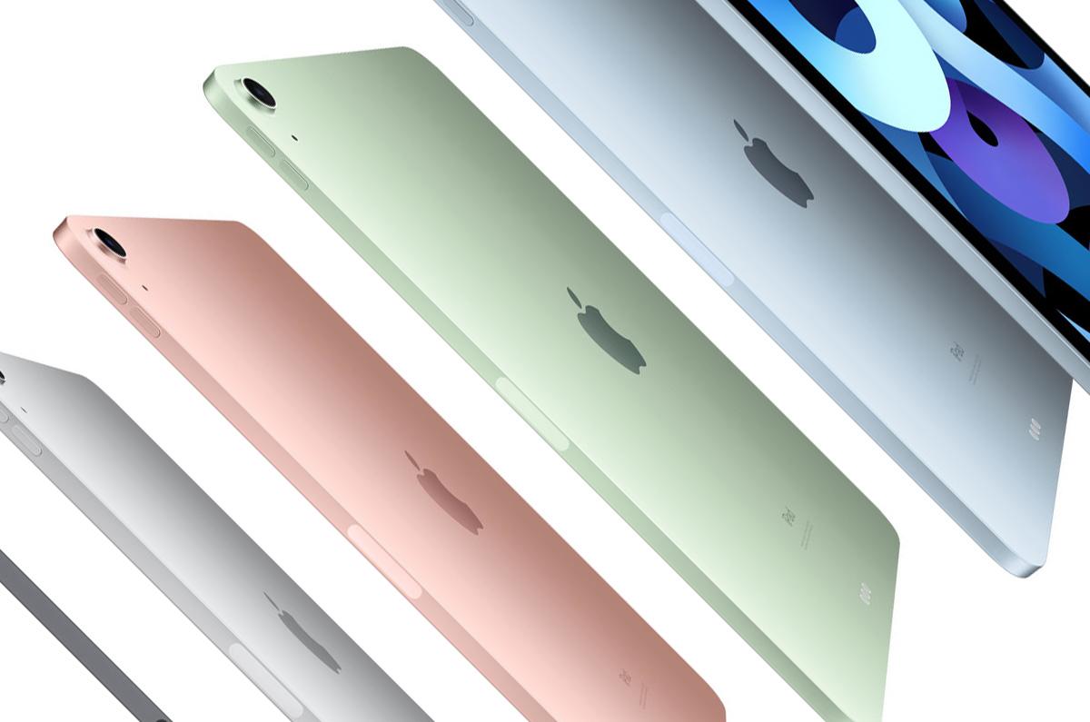 iPad Air 4、ストアに在庫が届き始める / 数日以内に発売か