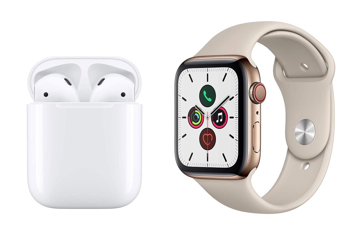 Amazonプライムデー、「AirPods」「Apple Watch」タイムセール中