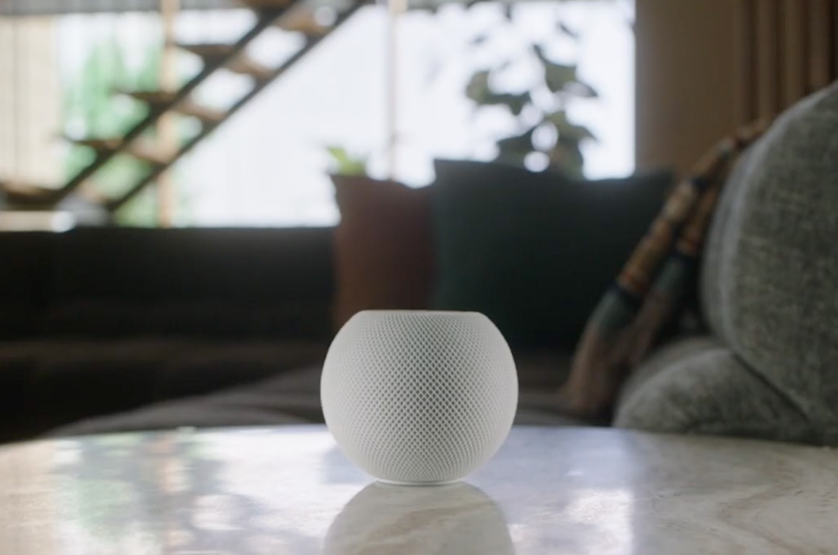 Apple、HomePod miniを発表 / 桁外れの音質とスモールサイズ