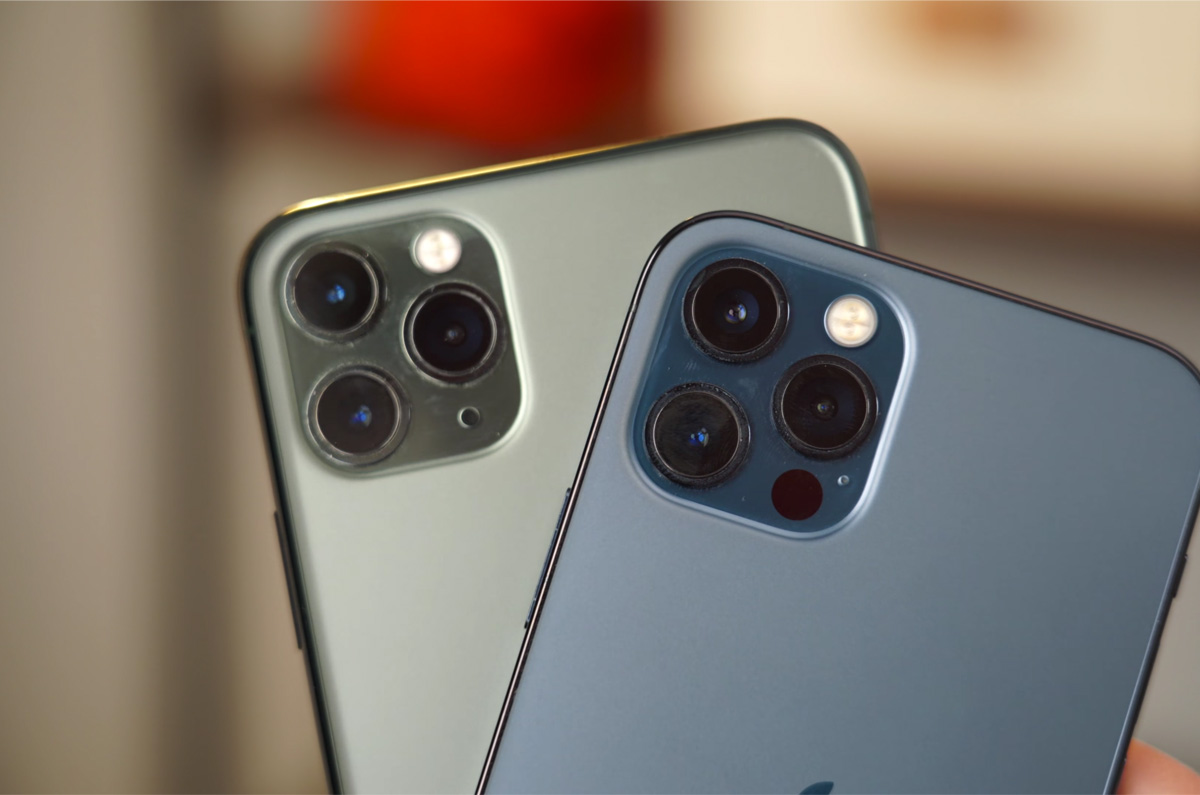 iPhone 12 Proのカメラが今までと違う印象 / iPhone 12 Proと11 Proのカメラ比較「違いが分かる動画」