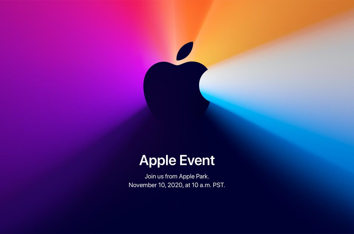 Apple、11月10日にAppleシリコン「MacBook 13」2台発表か