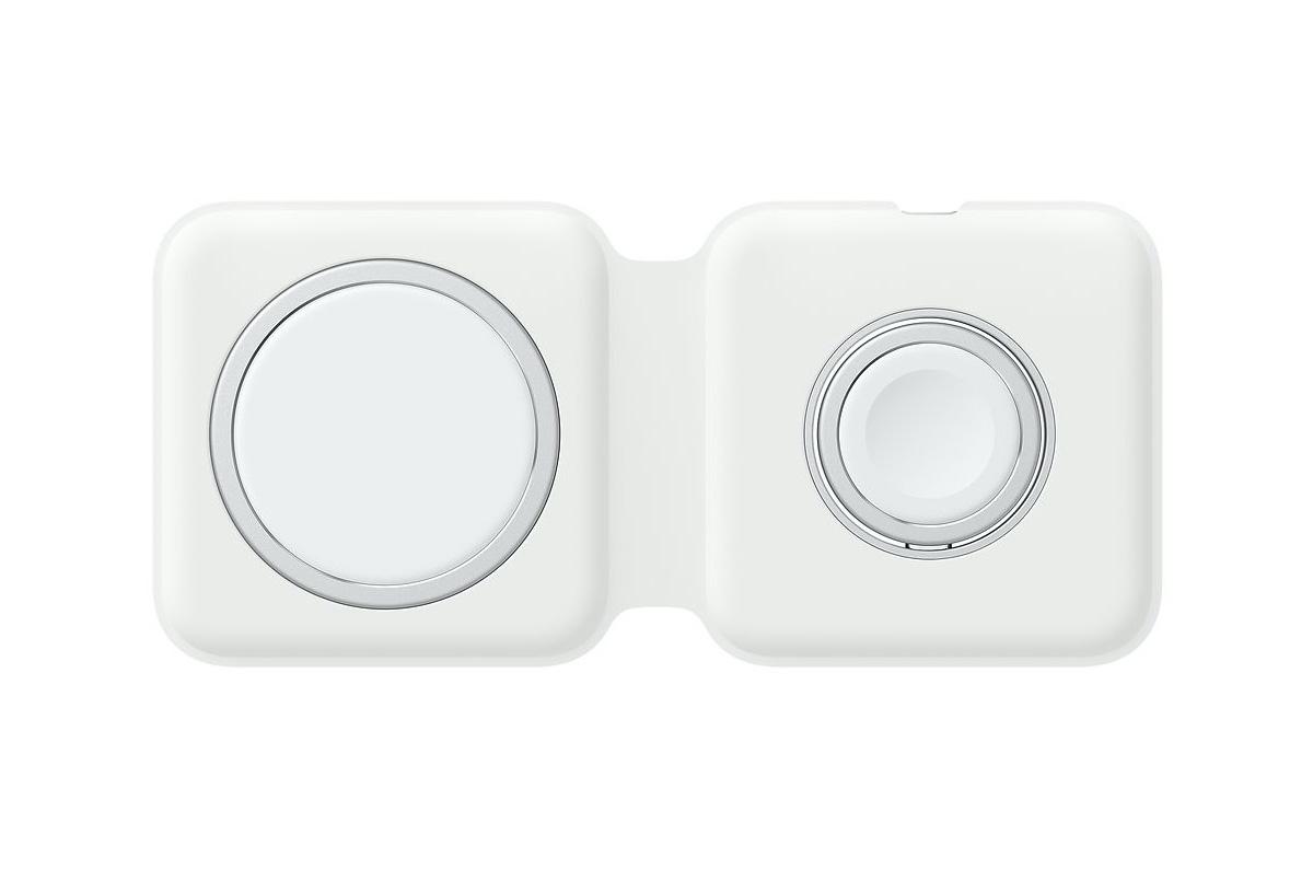 Apple、商品ページを公開 / まもなく登場MagSafeデュアル充電パッド