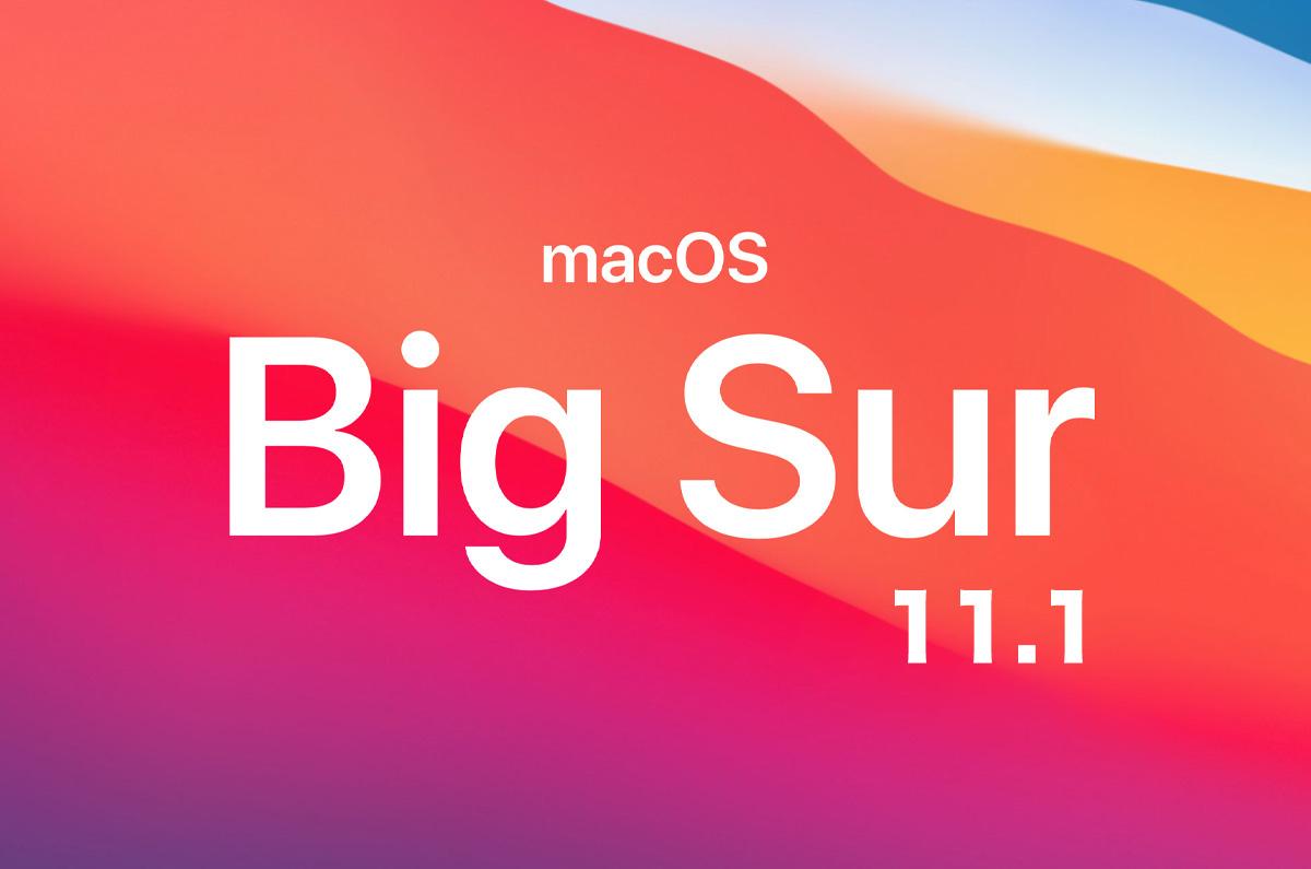 macOS Big Sur 11.1正式リリース「AirPods MaxやiPhoneの新しいカメラ保存形式に対応」など