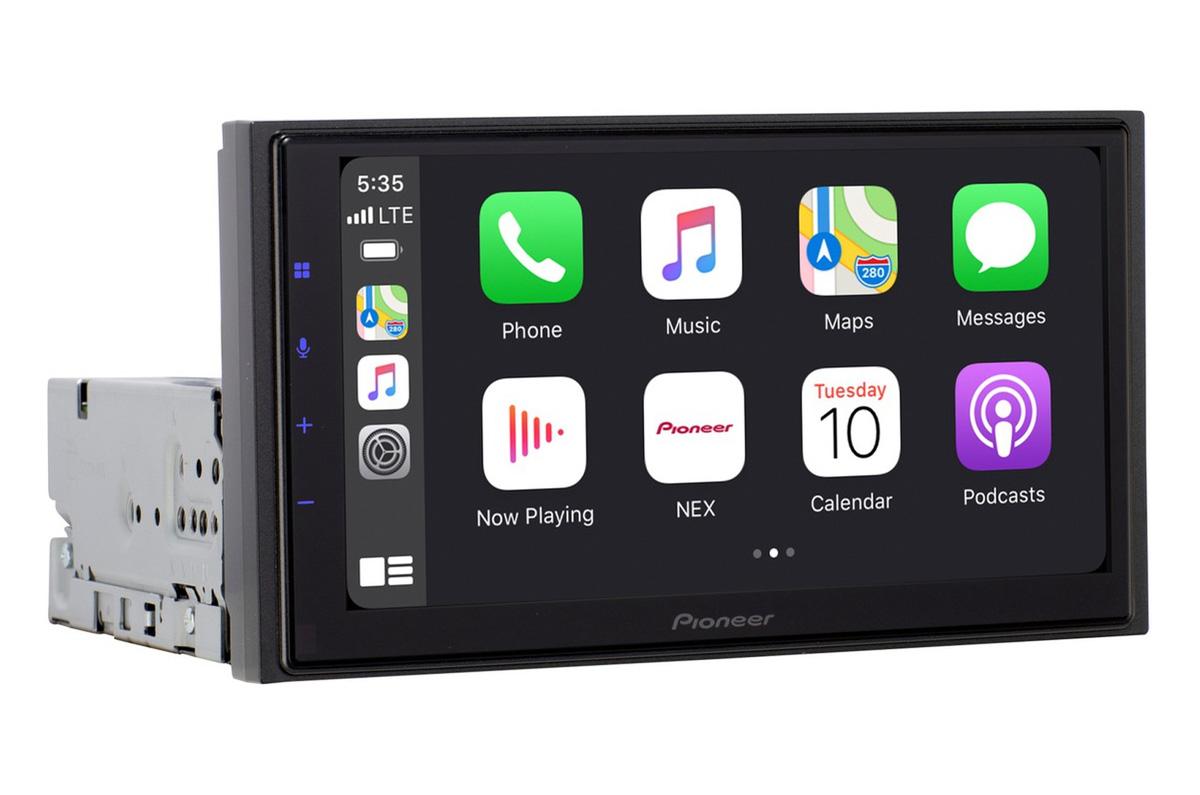 パイオニア iPhoneのCar Play対応 カーナビを発表 DMH WC5700NEX