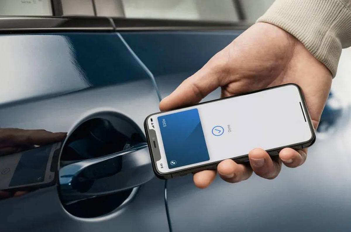 BMW、デジタルキーPlusを発表「iPhoneが近くにあれば、施錠も解錠も取り出し不要」 / まずは、BMW iXから