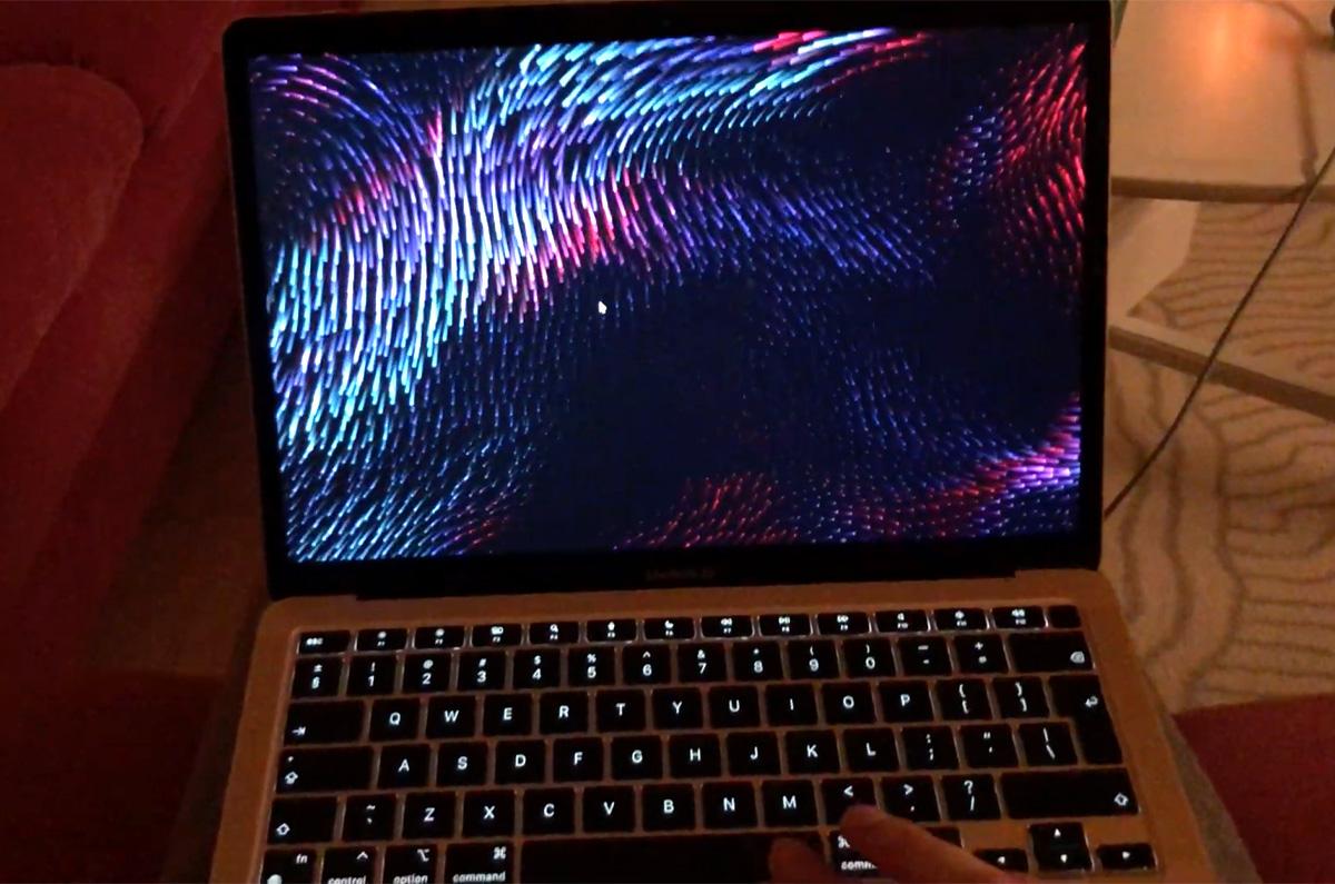 一部のMacでスクリーンセーバーから戻らなくなる不具合 / スクリーンセーバーを終了する方法