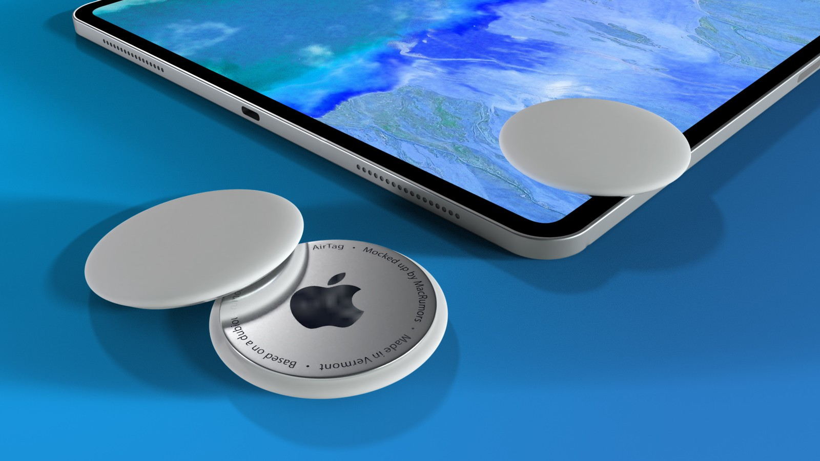 Apple、iPad Proと「新機能Air Tags」を3月に発表か
