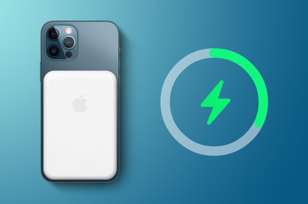 MagSafeバッテリーパック、iPhoneを充電しつつ「反対側でAirPods」を充電か