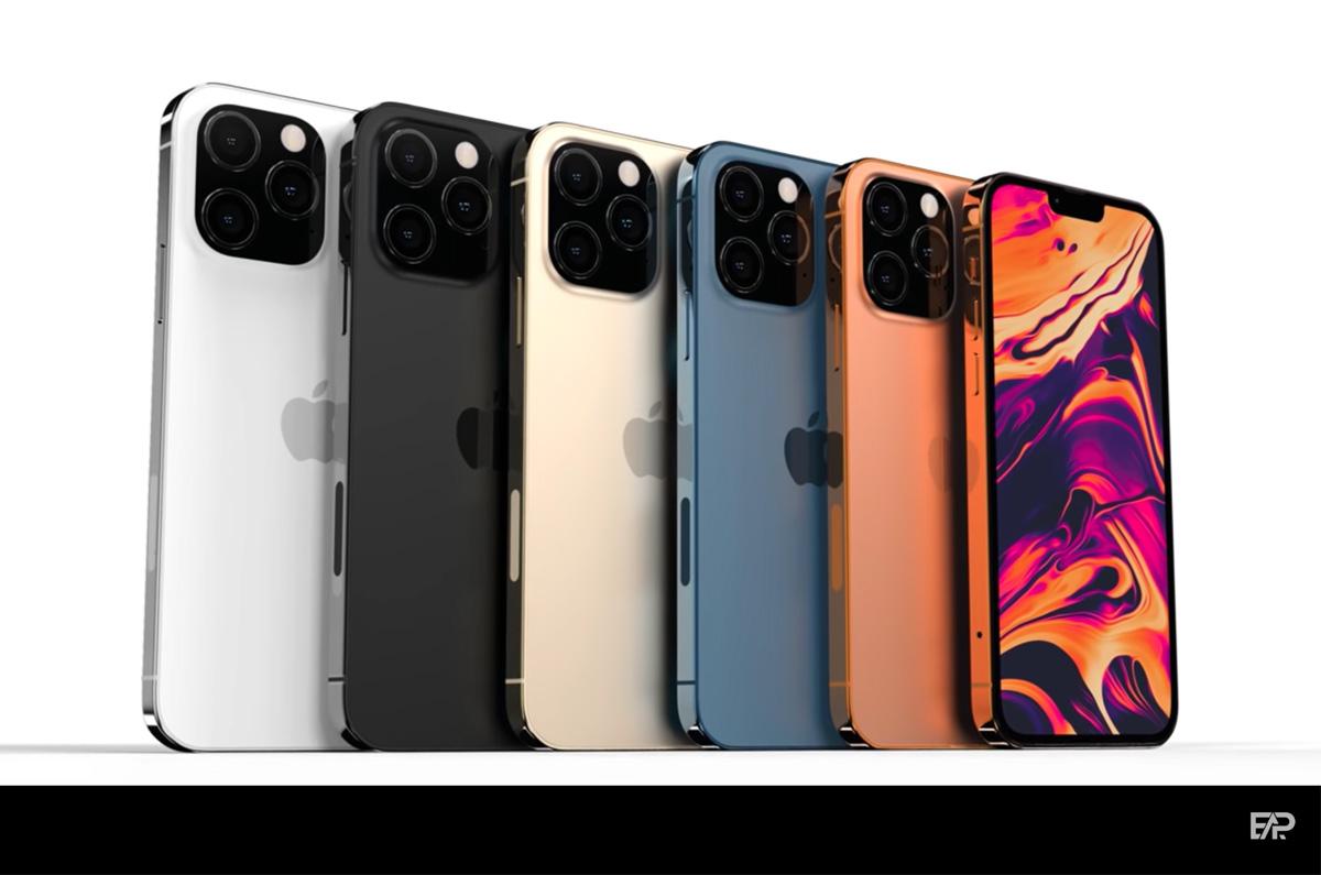 iPhone 13 Proに新色ブラック追加か / カメラ機能も性能向上の噂