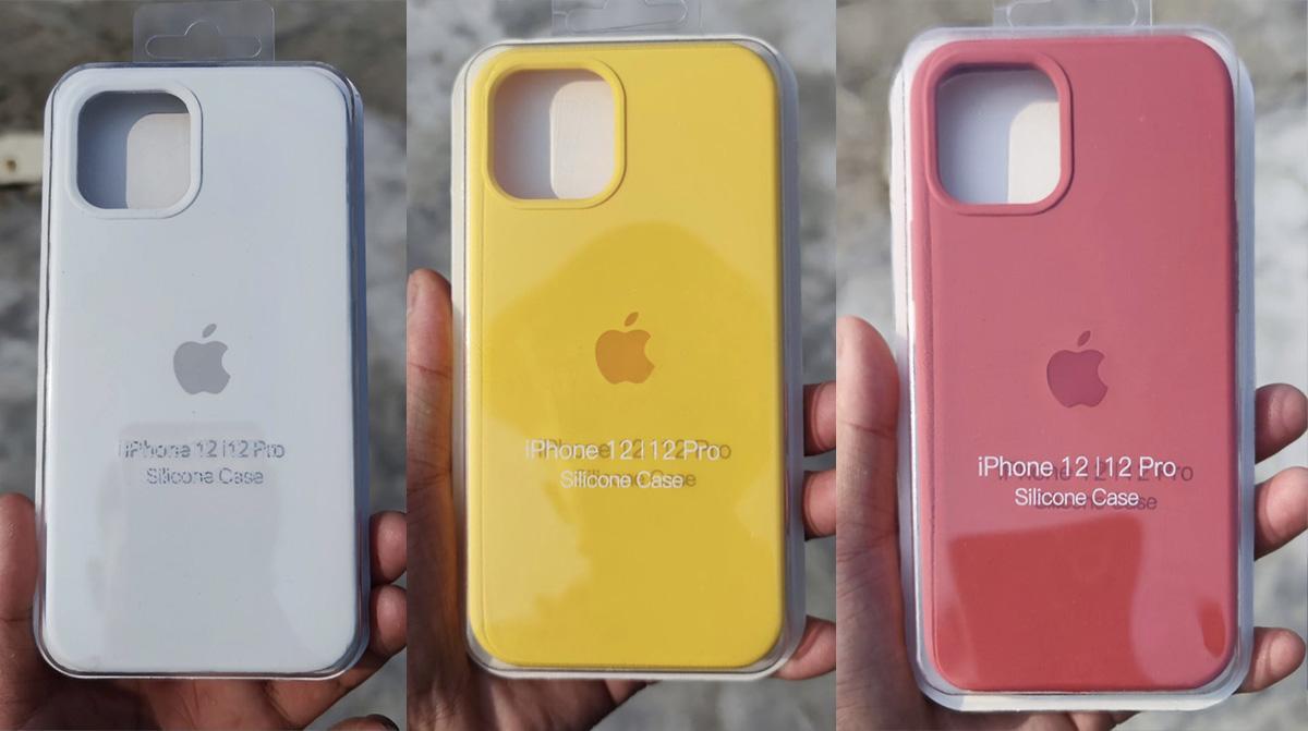 Apple、春の新色7カラー追加か「iPhone 12用シリコーンケース」