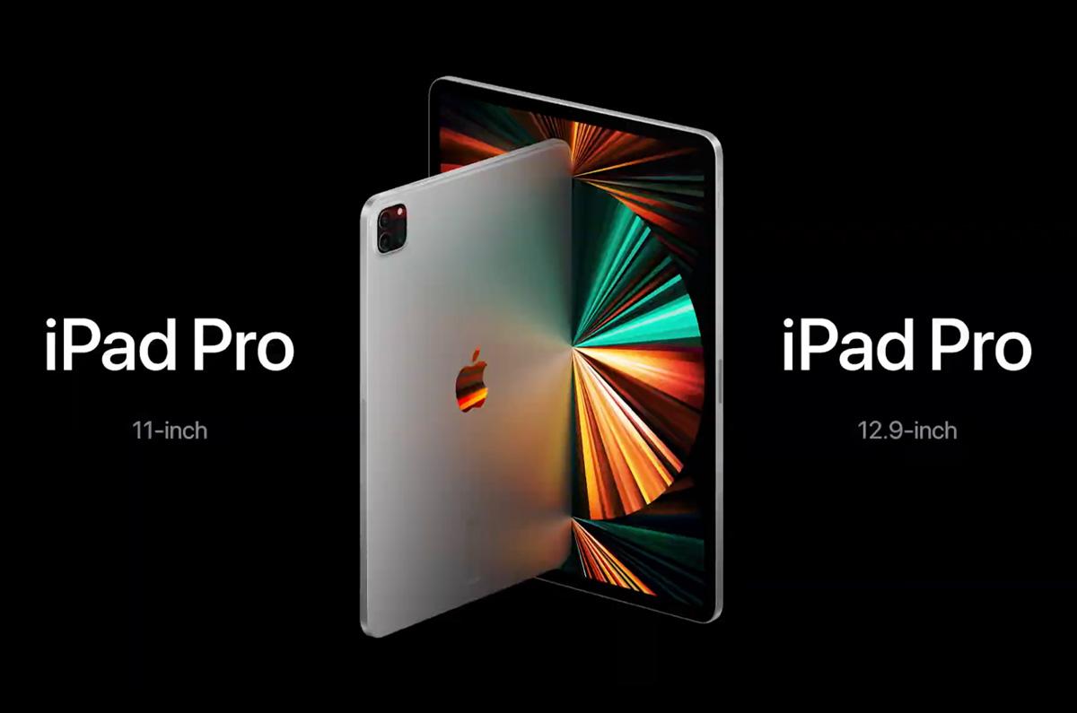 Apple、iPad Pro 2021を発表「M1チップ搭載で、iPadの皮を被ったMac」