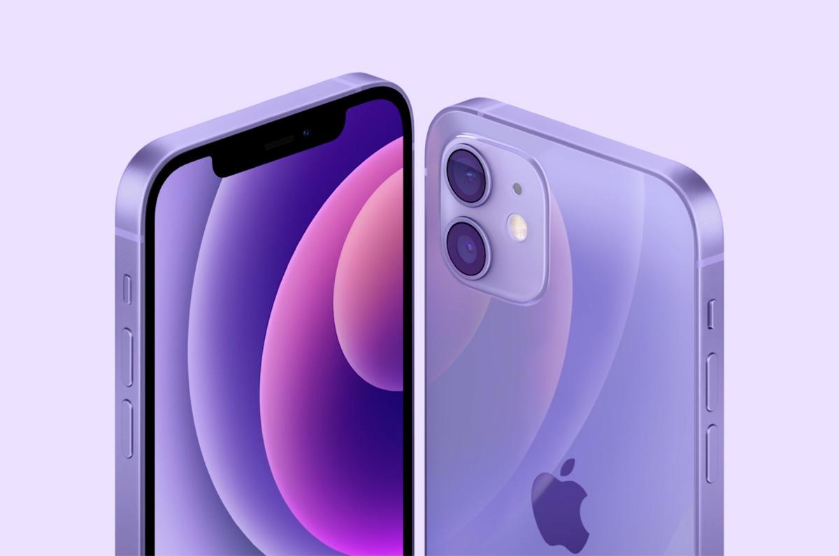 Apple、iPhone 12の新色を発表「春らしいパープル」
