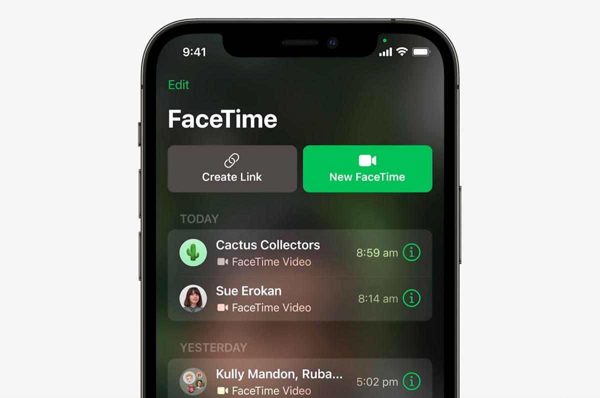 FaceTime、大規模アップデート「ついにAndroid搭載スマホやWindowsでも」