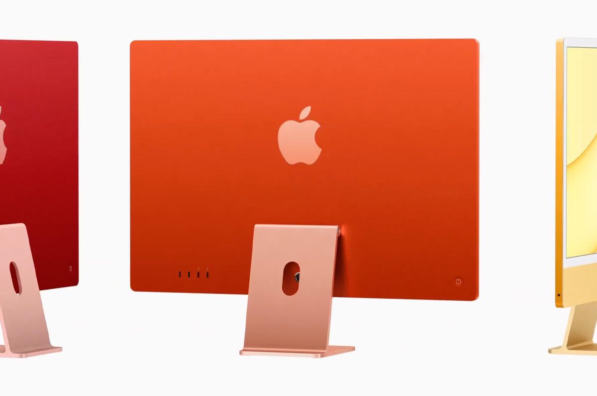 iMac 24 2021年モデル、製造に問題か「ディスプレイが傾いている」