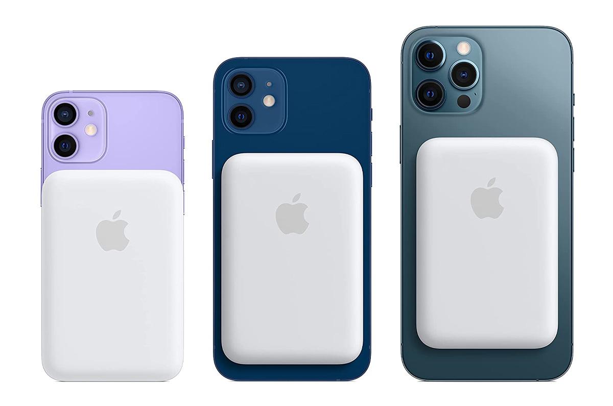 Amazon、Appleの純正MagSafeバッテリーパック「590ポイント付き、7月25日入荷」