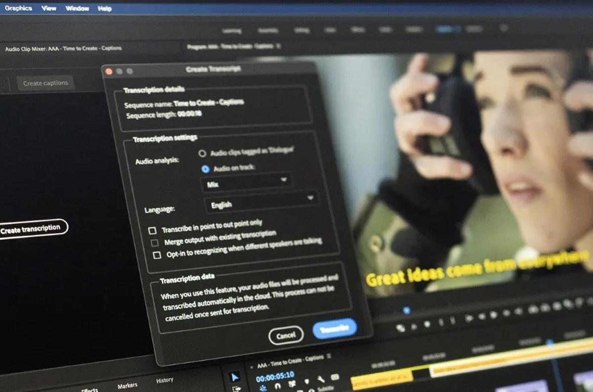 M1 Mac、Adobe PremiereProがネイティブで動作可能に
