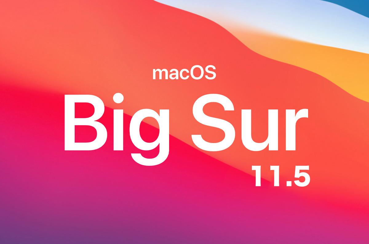 macOS Big Sur 11.5を正式リリース「ミュージックアプリやM1 Macの問題修正とPodcastのアップデート」 (所要時間:51分)