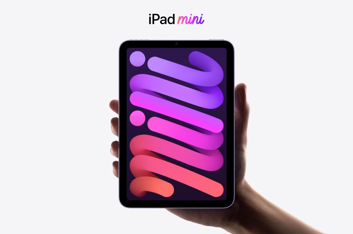 iPad mini 6、デザイン刷新でメモリの容量もアップ「メモリ容量は先代の1GB増」